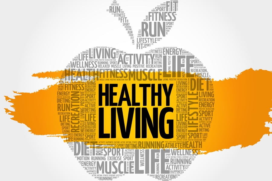 Healthy Living, Life, Wellness
